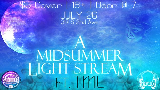 midsummer light stream